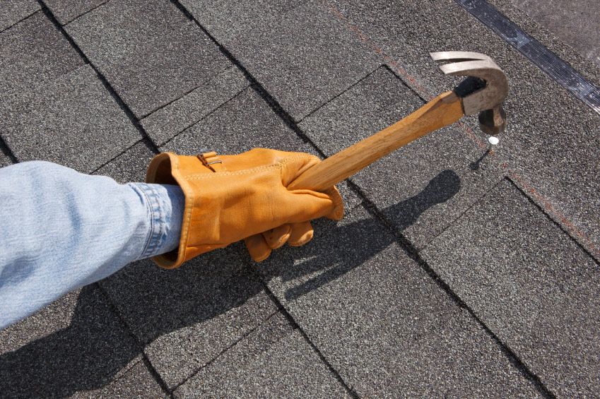 Roof installation repair inspection